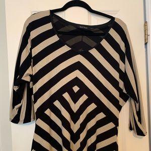 White House black market tunic